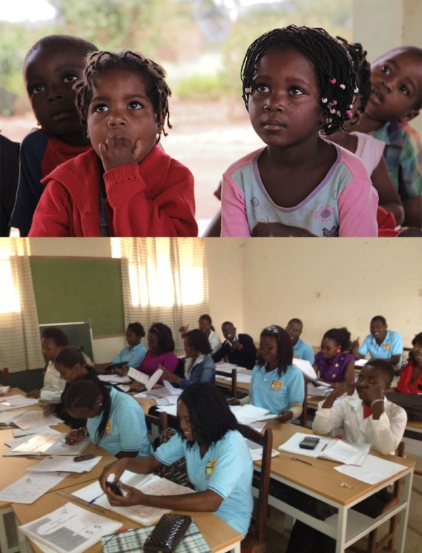 Ensino Basico Fundaçao Encontro